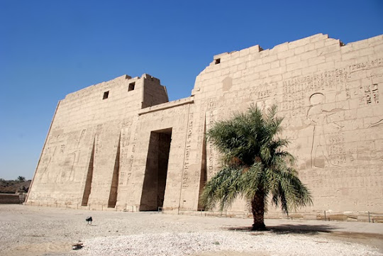 Templo de Medinat Abu