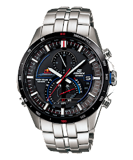 Jam Tangan Pria Tali Stainless Casio Edifice : EFR-106D-1A2V