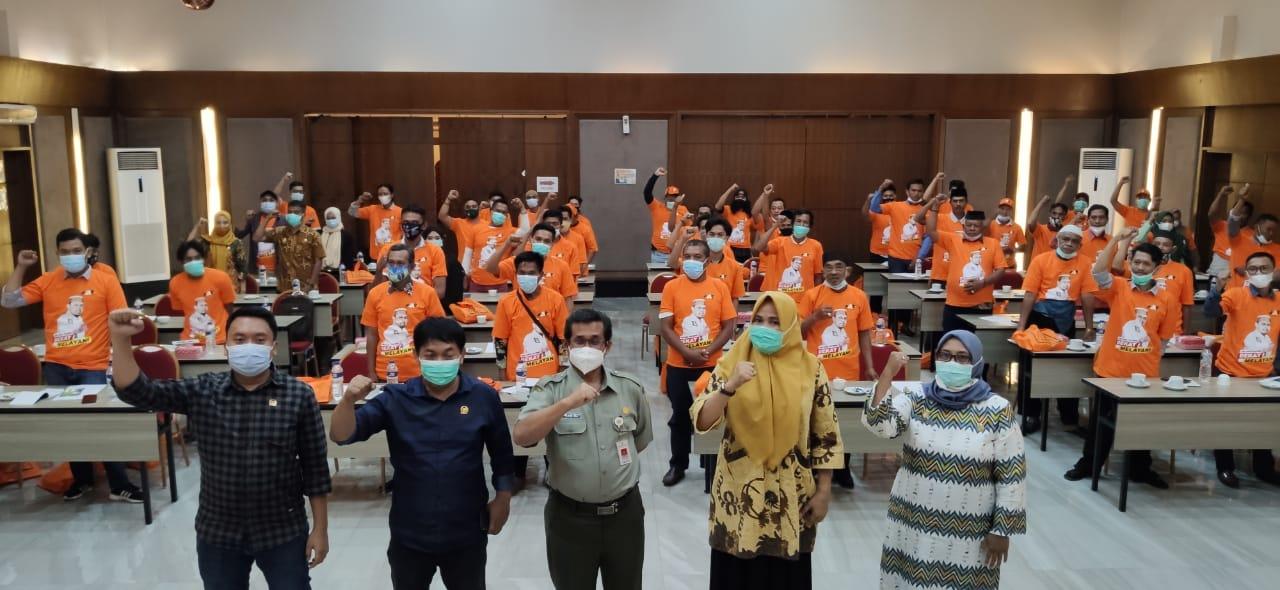 Kepala BBPP Batangkaluku Motivasi Penyuluh dan Petani Dalam Bimtek Peningkatan Kapasitas
