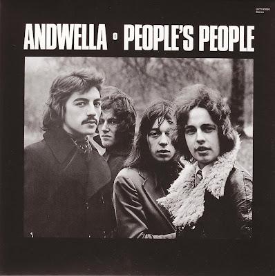 Andwella ~ 1971 ~ People's People