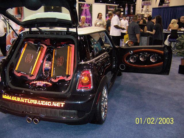 Quantum Audio Car