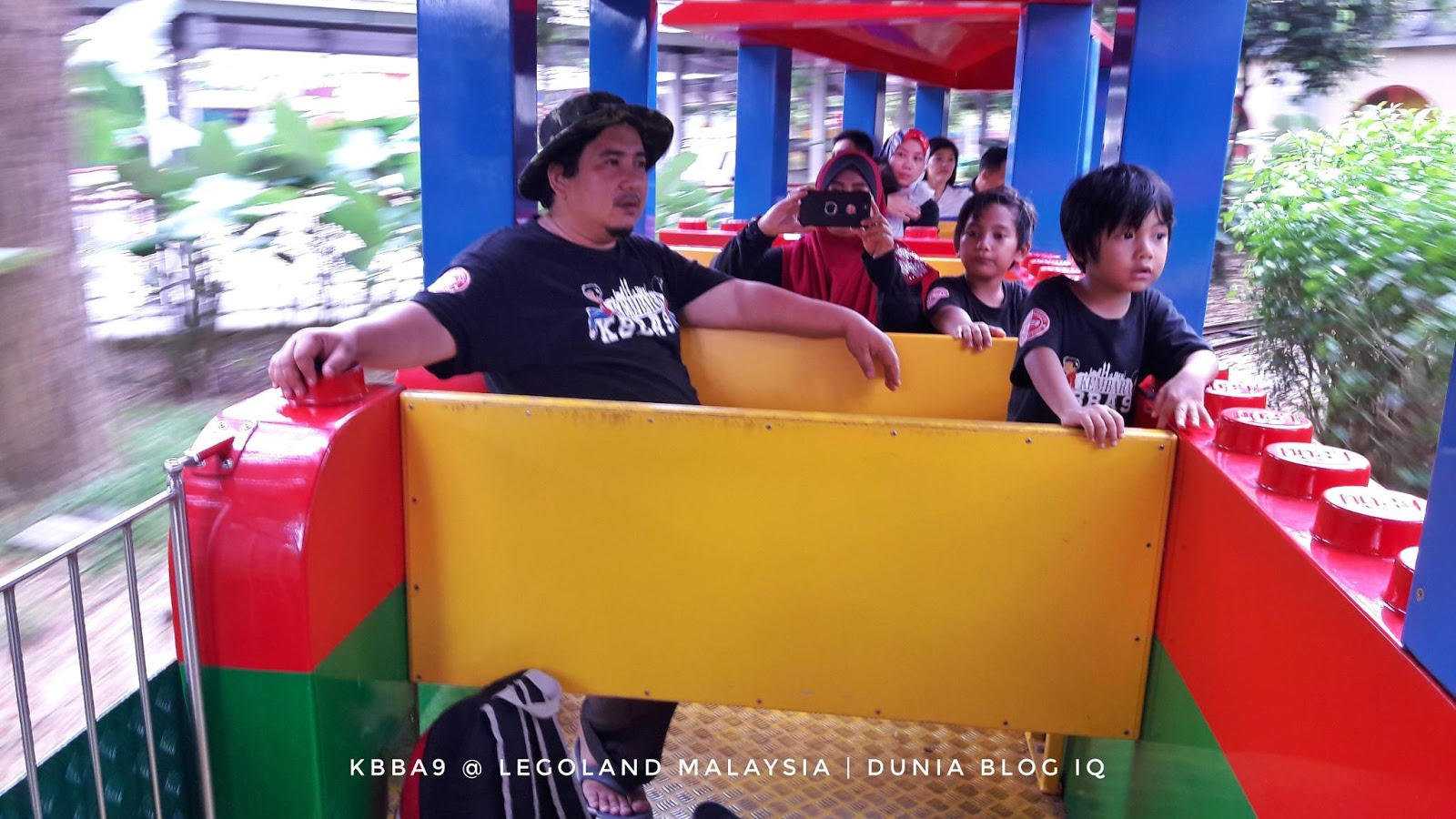 Akhirnya Berpeluang Ke Legoland Malaysia Buat Pertama Kalinya Bersama KBBA9