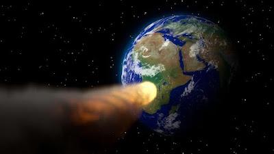 24 घंटे बाद पृथ्वी से टकरा सकता है यह विशालकाय उल्का पिंड - anokhagyan.in