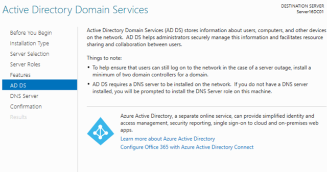 How to Deploy, Promote and Configure Active Directory Domain