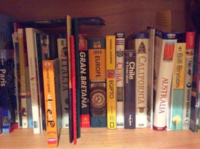 imagen de libros de  guías de viajes