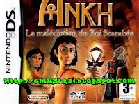 ROM Ankh La Malediction Du Roi Scarabee (F) NDS