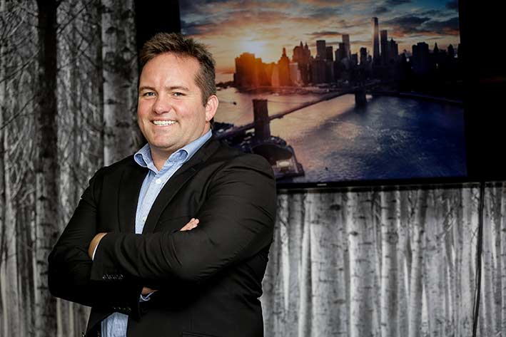 Wealth Migrate CEO Scott Picken: Picture: SUPPLIED