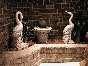 Animal, Fountains, Interior