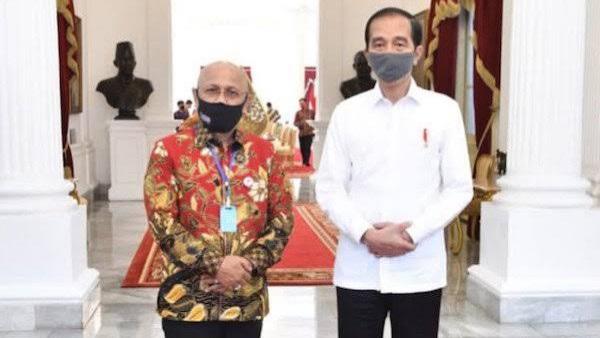 Darmizal Tegaskan Jokowi Tak Ada di Balik Kemelut Demokrat