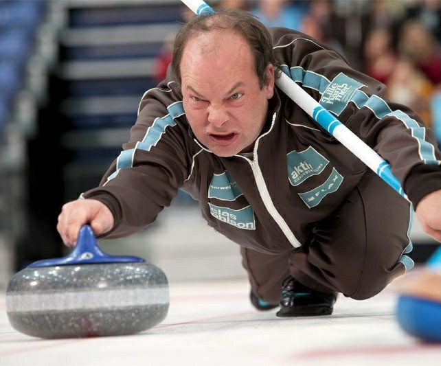 Leading a B2C product is like playing Curling - you need to keep polishing…