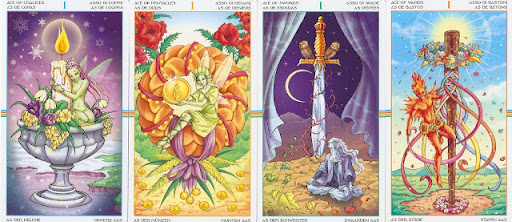 Of The Year Tarot Review The Wheel Of The Year Has Been Created By Maria Caratti Image