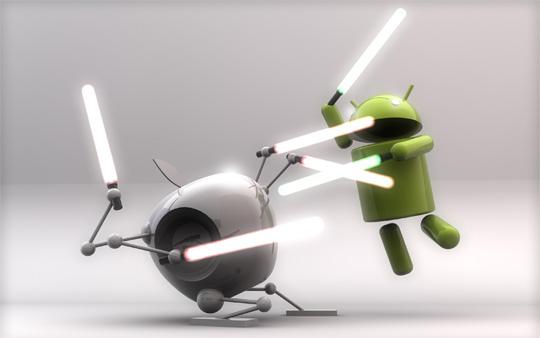 Android Market superará a App Store en número de aplicacio