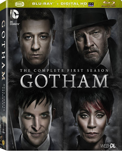 Gotham 1º Temporada (2015) Blu-Ray 720p Download Torrent Dub e Leg