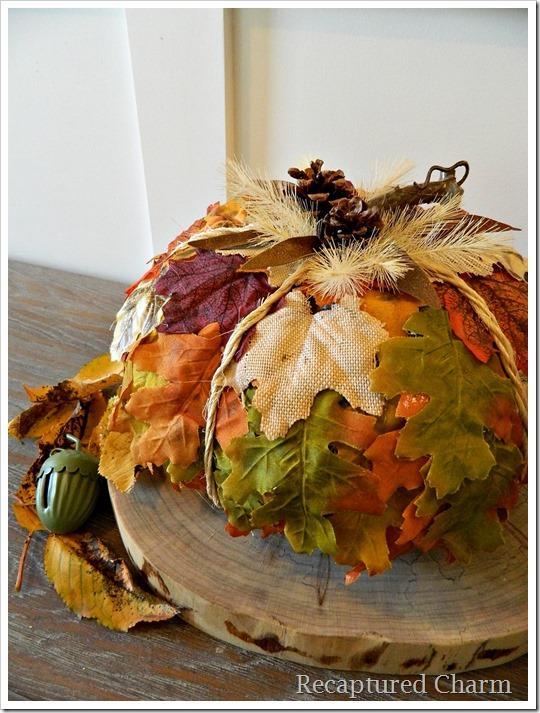 leafy pumpkin 6