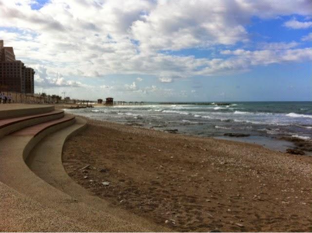 Israël Haifa mer Méditerranée