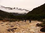 Subiendo al Paso Beban Cruce de Tierra del Fuego Trekking Desde Estancia Carmen al Lago Fagnano, y desde la Sierra Valdivieso al Canal Beagle! 7 dias de Trekking intenso.