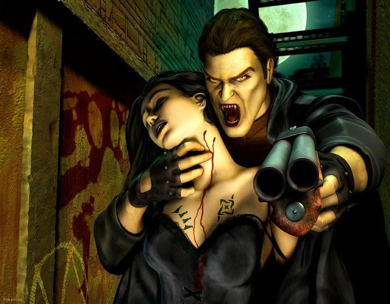 Vampire And Hostage, Vampire Girls 1