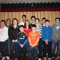 Junior Presentations Nov 2011