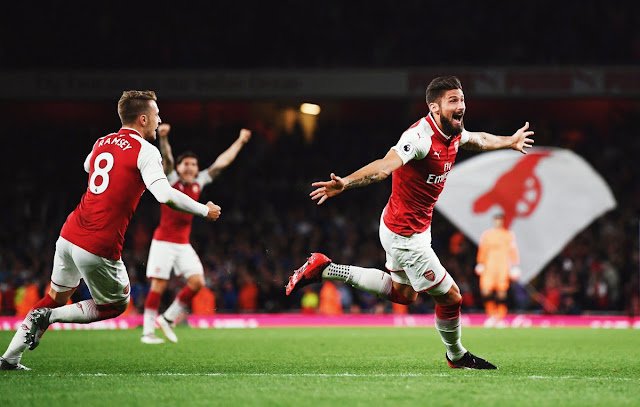 Why I Didn't Dump Arsenal – Giroud Reveals