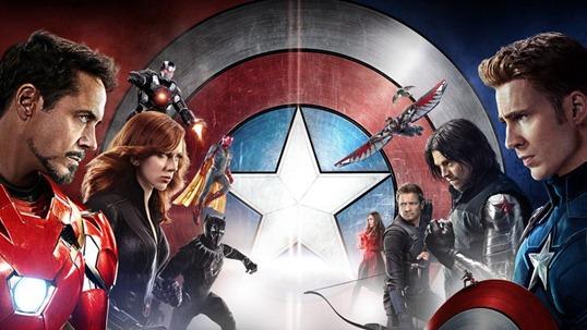 Capitão América - Guerra Civil (2)
