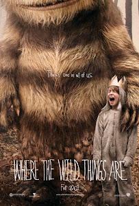 Chuyến Phiêu Lưu Kỳ Thú - Where The Wild Things Are poster