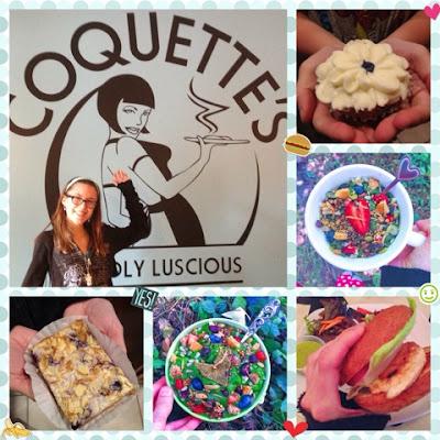 casey the college celiac, coquette's, gluten free,