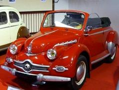 Panhard 1951 Dyna Cabriolet