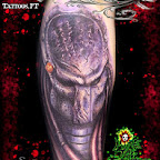 Photo - Predator Tattoos Pictures