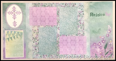 CM Easter Blog Hop - Stop 7 Lisa's Workshop