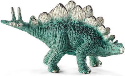 Đồ chơi Mô hình Khủng long Stegosaurus Mini Dinos Schleich