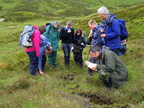 Photo: Flush training course - Ben Lawers NNR