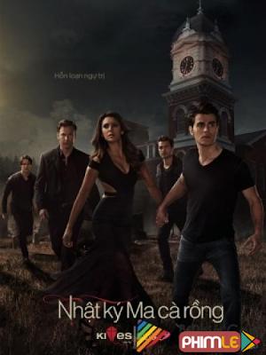 Phim Nhật ký Ma Cà Rồng (Phần 6) - The Vampire Diaries (season 6) (2014)