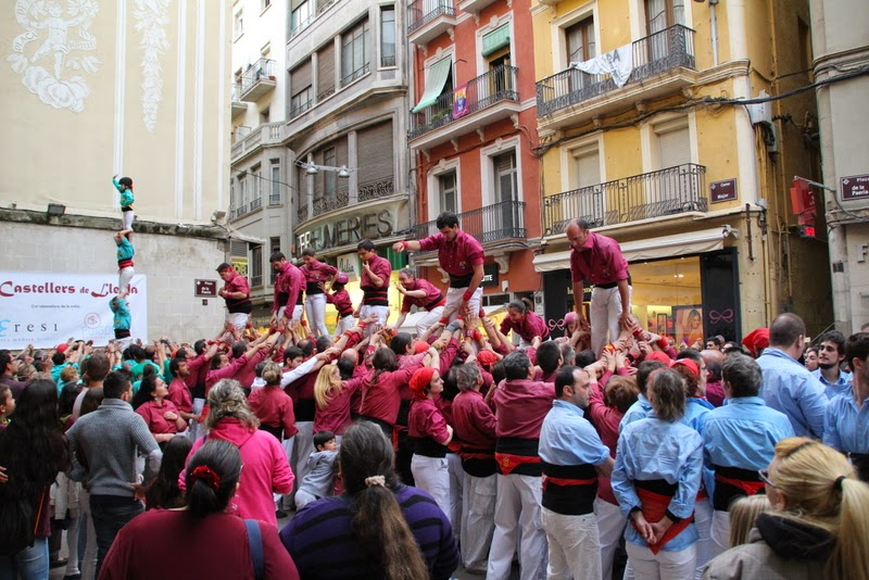 Actuació 20è Aniversari Castellers de Lleida Paeria 11-04-15 - IMG_9014.jpg