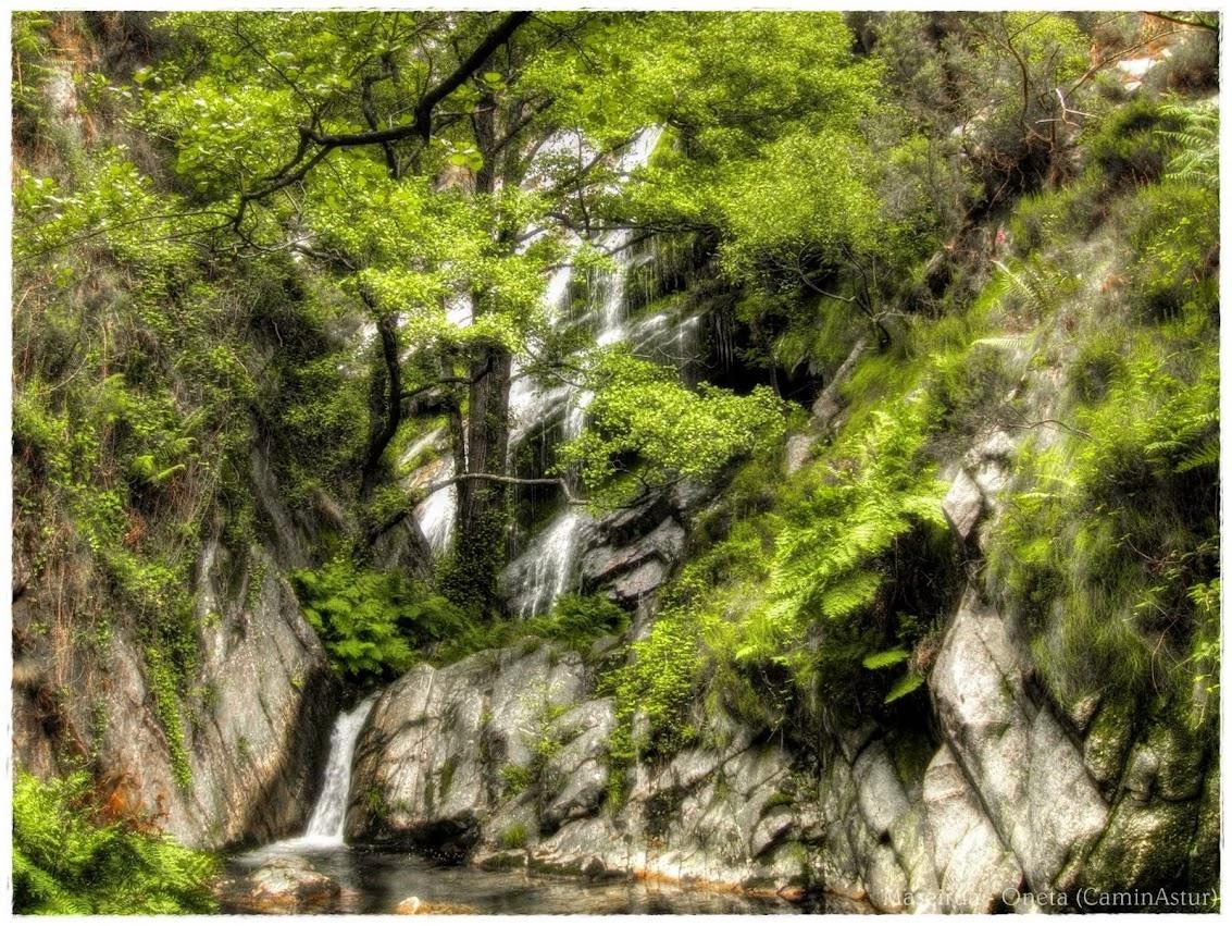 Cascada Maseirúa - Oneta