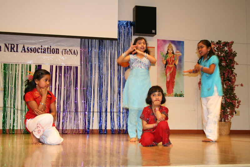 Dance by Pragathi, Poojitha, Nitya and Jagruthi