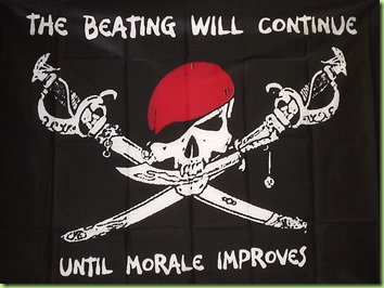 beatings morale