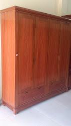 Tủ quần áo gỗ MS-189