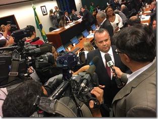 Rogério entrevista
