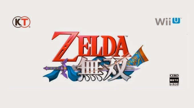 Hyrule Warriors Wii U Nintendo Tecmo Koei Zelda