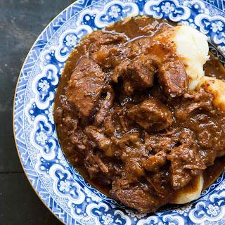 Carbonnade Beef and Beer Stew.