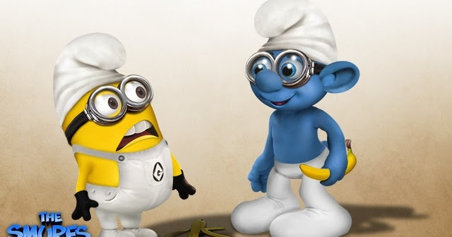 Amigurumi Fan Club Minion : Minions fan club: Smurf or minion
