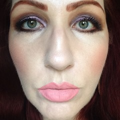 Urban Decay Vice 4 Palette Look  2_1