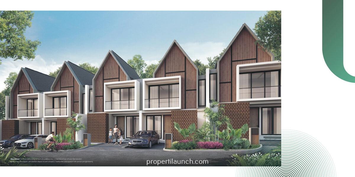 Rumah Pinewood Summarecon Bogor Tipe P