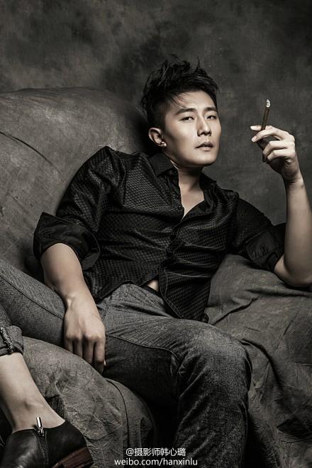 Qin Bokun China Actor