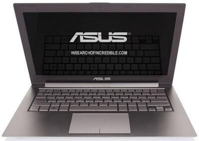 Asus Zenbook UX21E and UX31E Ultrabooks