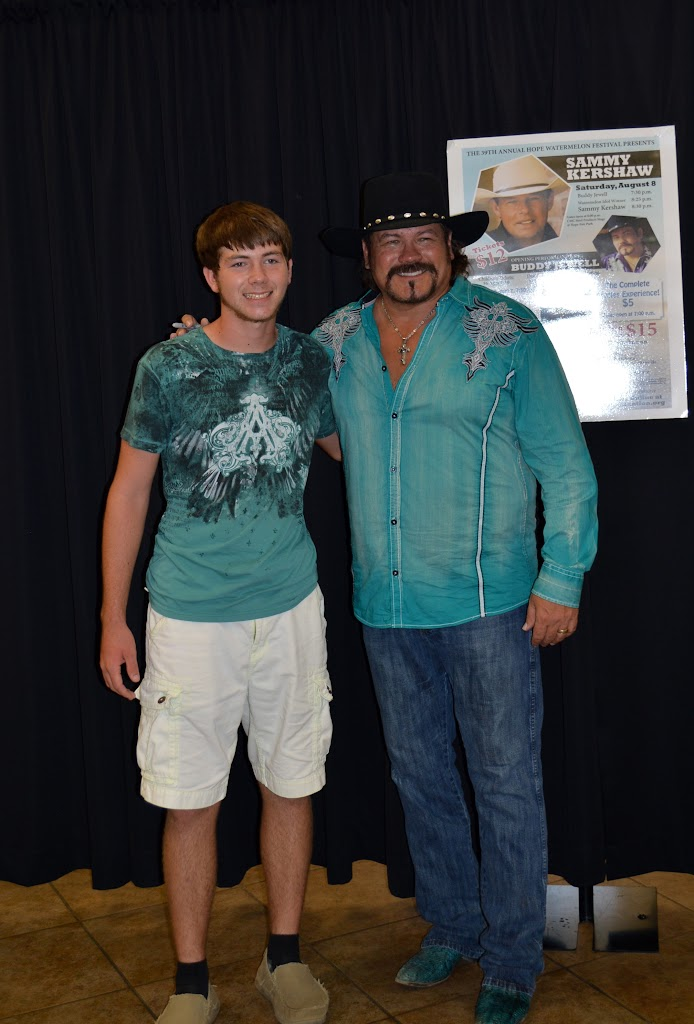 Sammy Kershaw/Buddy Jewell Meet & Greet - DSC_8343.JPG