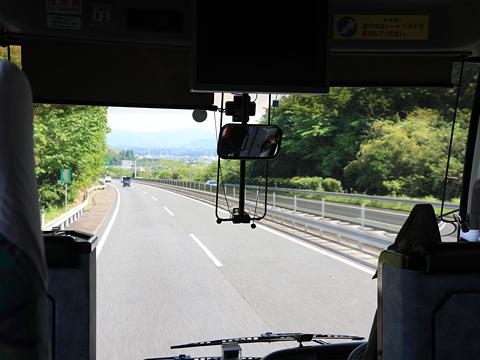 西鉄高速バス「桜島号」 9134 車窓 その10