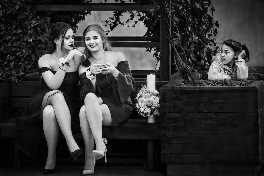 Wedding photographer Nicu Ionescu (nicuionescu). Photo of 18.07.2019