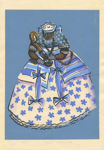 Goddess Nana Buluku Image