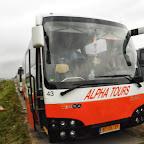 Temsa van Alpha Tours bus 43
